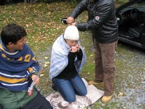 OWD und Rescue Blindsee September 2007(22)