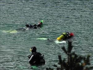 OWD und Rescue Blindsee September 2007(31)