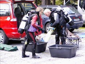 OWD und Rescue Blindsee September 2007(37)
