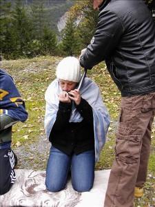 OWD und Rescue Blindsee September 2007(41)