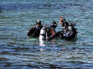 OWD und Rescue Blindsee September 2007(47)
