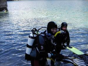 OWD und Rescue Blindsee September 2007(55)